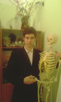 Никита Микатов, 7 апреля 1995, Москва, id135281475