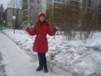 Лиза Полевечко, 14 апреля , Томск, id169392593