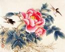 Японская живопись.Как вам?