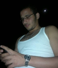 Saed Mahafzah, 1 января 1984, Алушта, id98261294