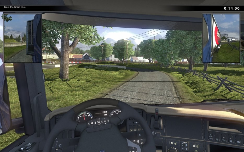 Ключ Продукта Scania Truck Driving Simulator