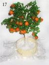 Для создания апельсинового дерева из бисера, вам понадобятся все эти...