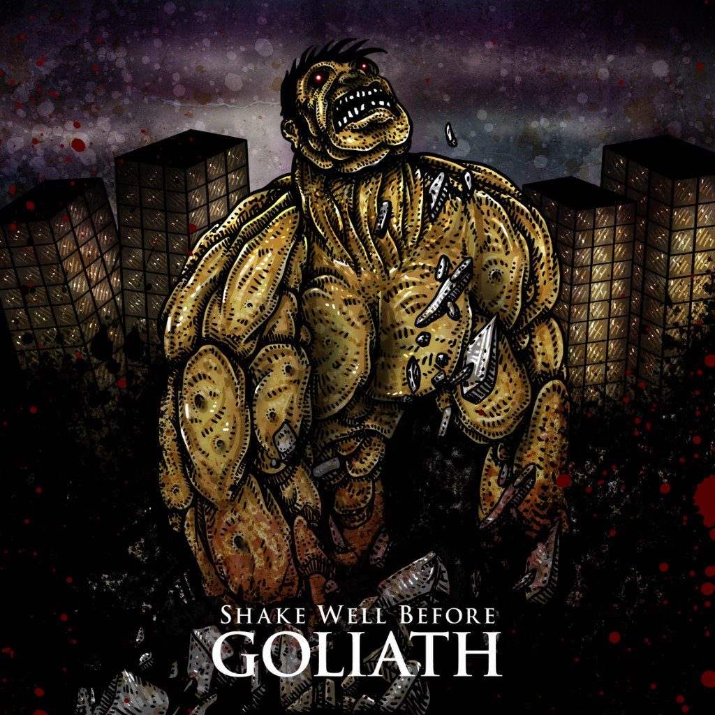 Shake Well Before - Goliath [EP] (2012)
