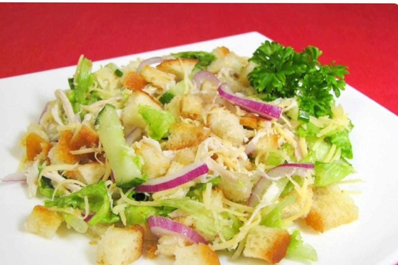 салат со сметаной для кормящих рецепты