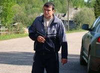 Сергей Шендеров, Бекабад