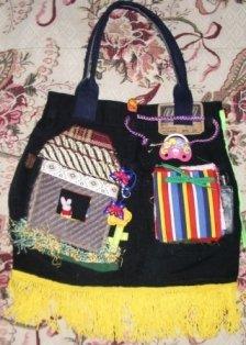 Игровая сумка Идея сшить игровую сумку для походов и поездок, в...