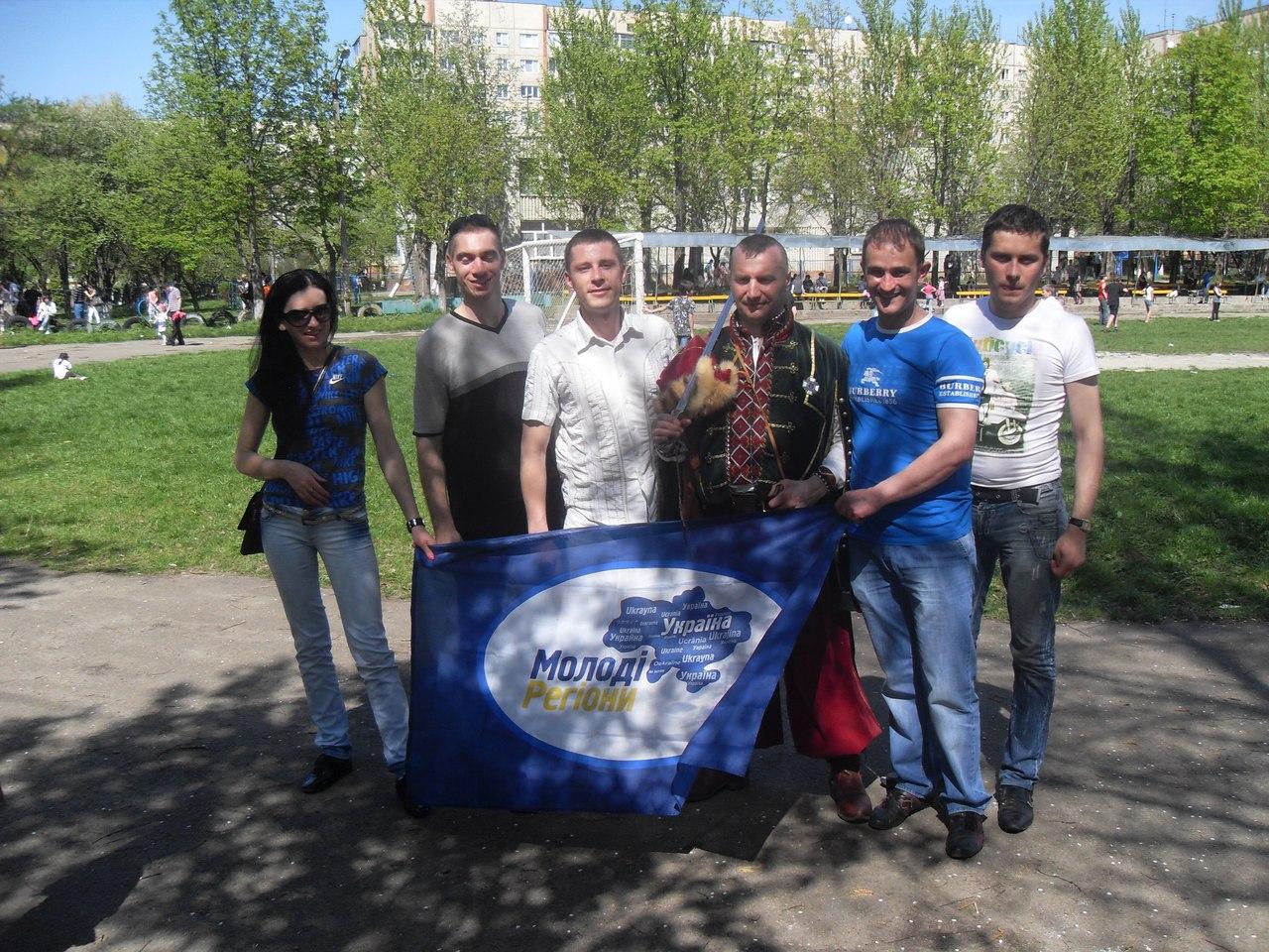 Козацькі забави - Фоторепортаж
