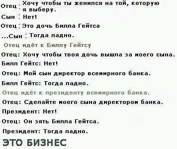 Это бизнес))))