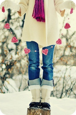 IN THE MOOD FOR SNOW... part 2. Зима - замечательное время для...