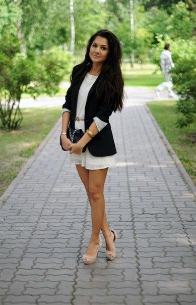 в вконтакте фото девушек