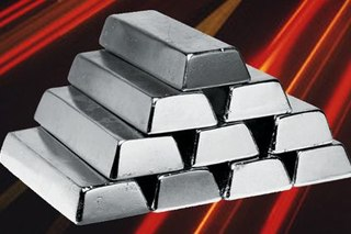 Котировки цен на серебро
