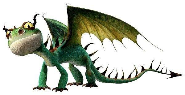 картинки драконы из как приручить дракона