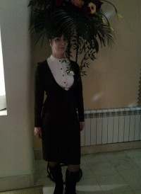 Тихинько Елена, 16 октября , Москва, id89400842