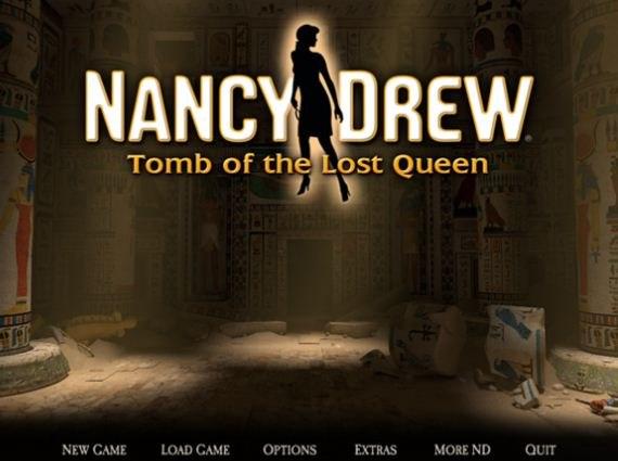 нэнси дрю усыпальница пропавшей королевы