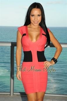 Шикарные платья от американского бренда Hot Miami Style.  Владивосток)