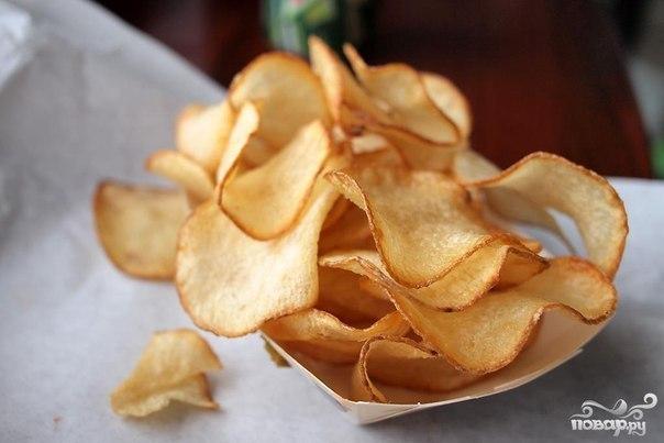 Домашні чіпси, як зробити чіпси в домашніх умовах
