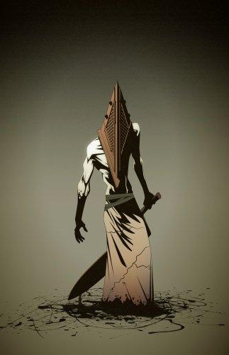 Пирамидоголовый (Silent Hill)