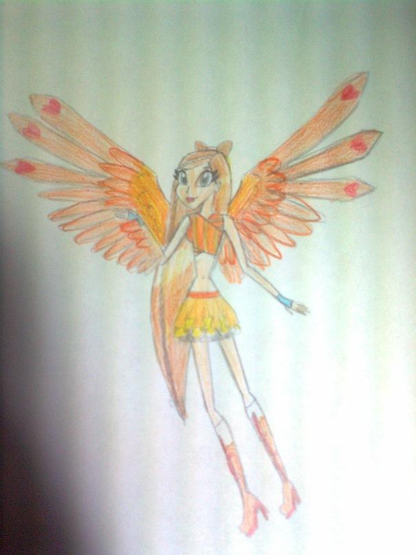 Рисунки картинки моих фей Винкс и игра одевалка!