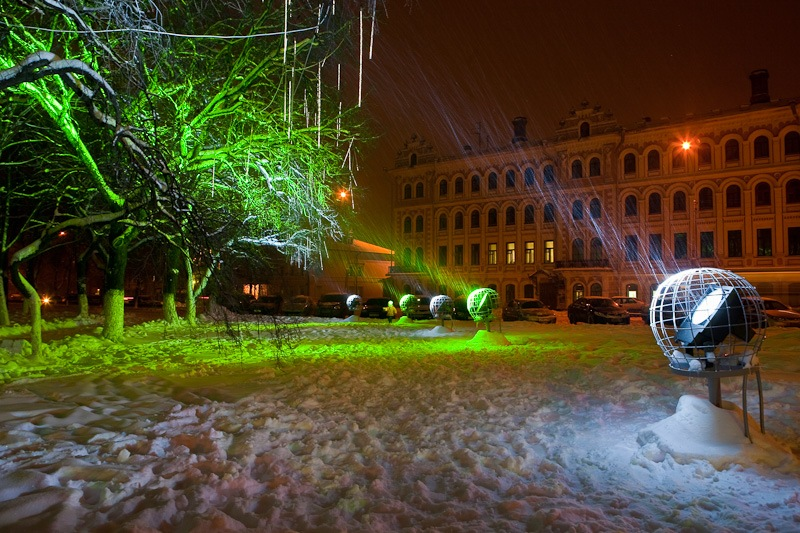 Вологда новогодняя (ФОТО) | Вологодский край