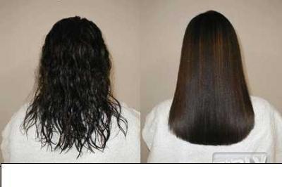 Кератин восстановление волос спб