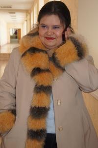 Лидия Бондаренко, 5 апреля 1991, Новосибирск, id166157136