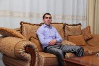 Юра Аксёнов, Туркменбашы