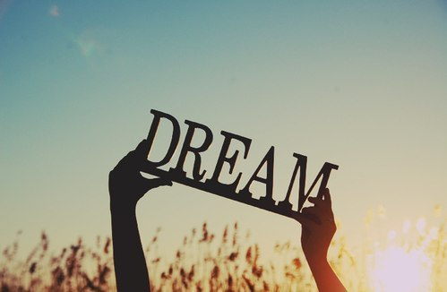 Я мечтаю...... (+ вопрос)