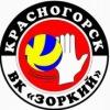 """Волейбольный клуб """"Зоркий"""""""