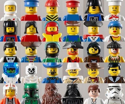 Ура нас 11! Лего мультики!