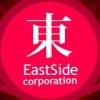 Логотип EASTSIDE corp.Туризм.Экспорт/Импорт.Обучение