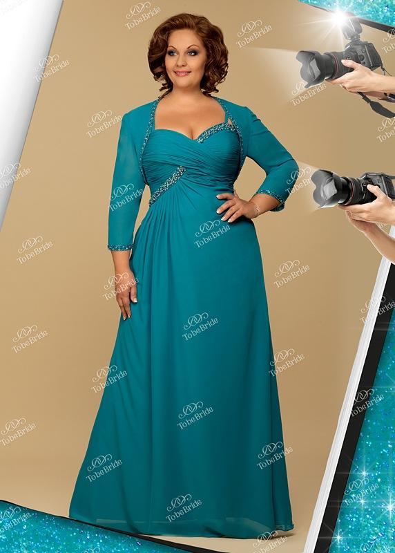 самые красивые и стильные вечерние платья синего цвета