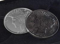 Счастливая монетка с двумя орлами сколько стоит 10 копеек 1973 года