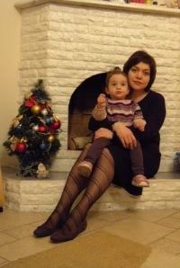 Анна Ермилова, 5 апреля , Москва, id152259791