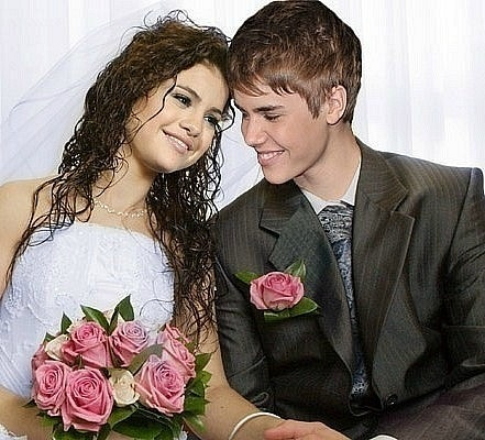 джастин бибер и селена гомес свадьба фото