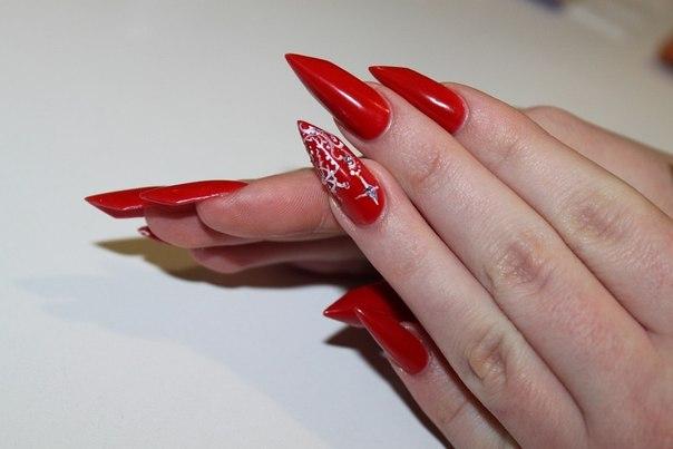 Коррекция ногтей воронеж
