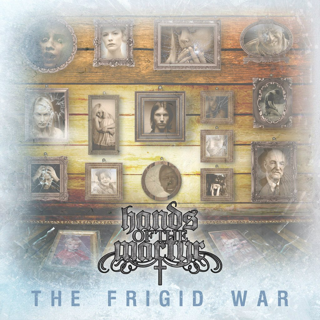 Hands Of The Martyr - The Frigid War [EP] (2012)