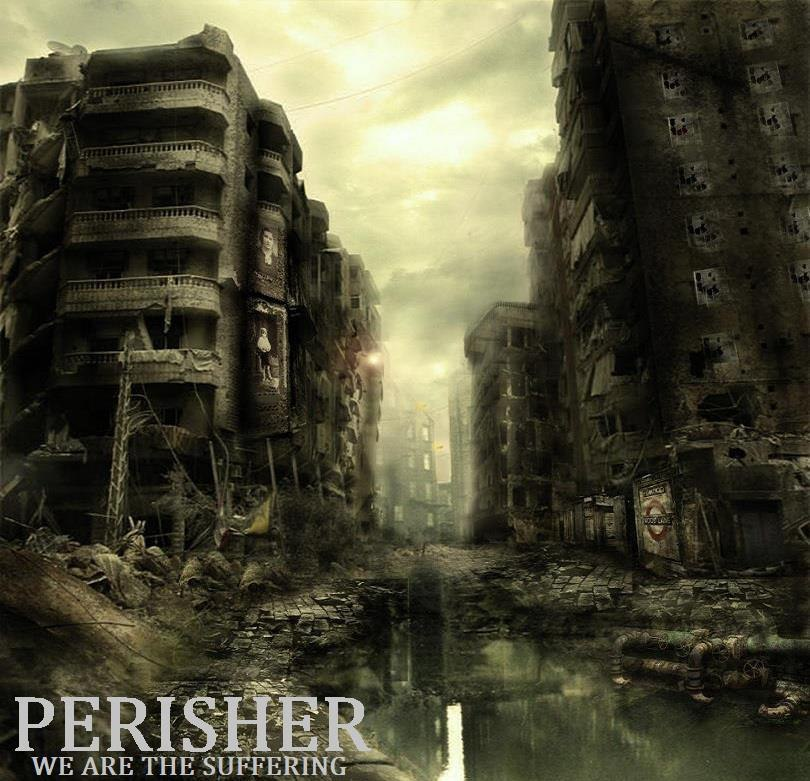 Perisher - We Are The Suffering [EP] (2012)