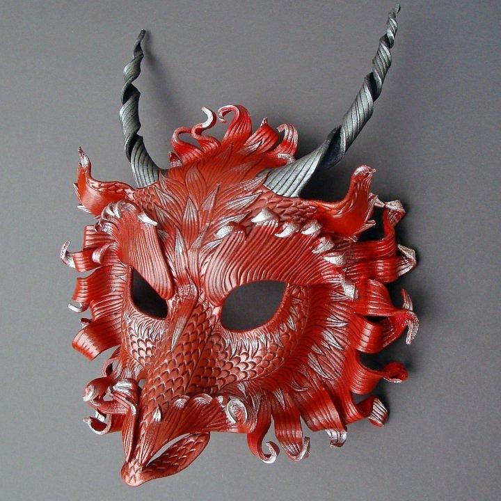 Венецианские маски - Страница 2 Y_9558d917