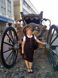 Надежда Ионова, 29 июня , Казань, id140661844
