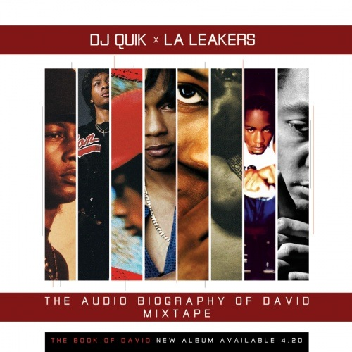 СКАЧАТЬDOWNLOAD DJ Quik, LA Leakers  ›  The Audio Biography Of David