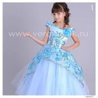 Платье принцесса для новый год