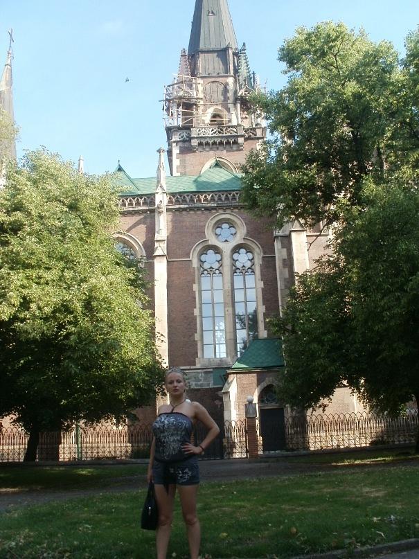 Мои путешествия. Елена Руденко. Украина. Львов. 2011 г.  Y_02d39cb5