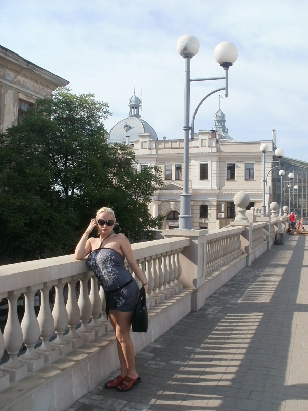 Мои путешествия. Елена Руденко. Украина. Львов. 2011 г.  Y_1147038c