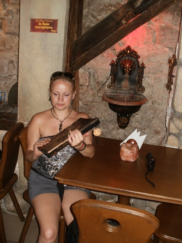 Мои путешествия. Елена Руденко. Украина. Львов. 2011 г.  - Страница 2 Y_2402fb04