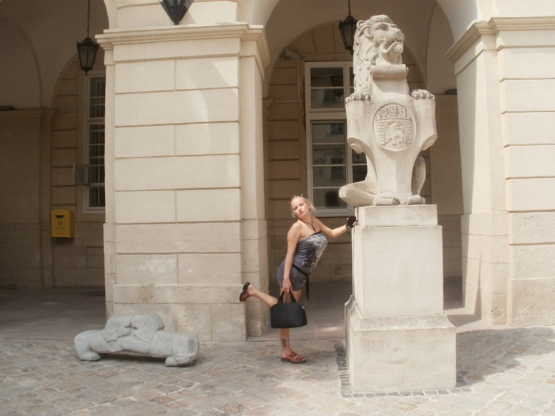 Мои путешествия. Елена Руденко. Украина. Львов. 2011 г.  Y_28b276bf