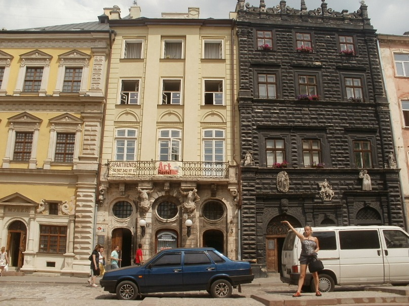 Мои путешествия. Елена Руденко. Украина. Львов. 2011 г.  Y_43449910