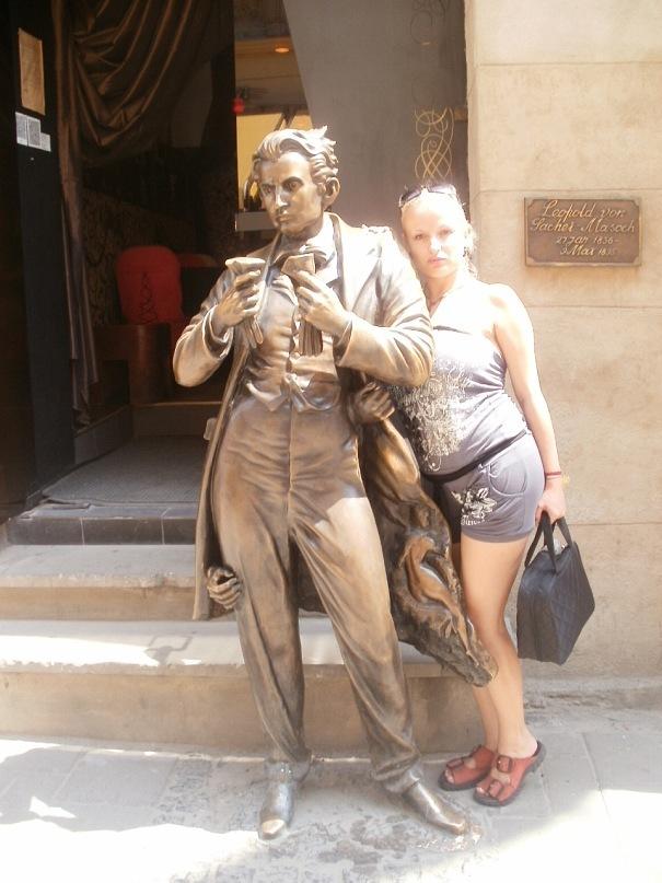 Мои путешествия. Елена Руденко. Украина. Львов. 2011 г.  Y_456fb781