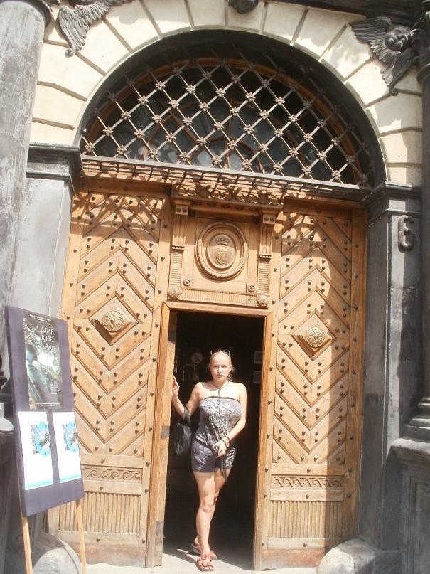 Мои путешествия. Елена Руденко. Украина. Львов. 2011 г.  Y_5ba1b1b8
