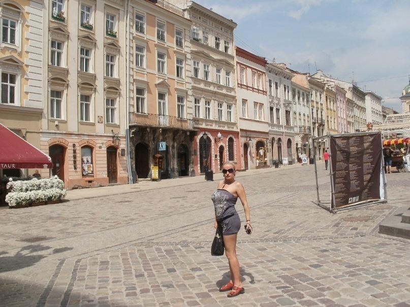 Мои путешествия. Елена Руденко. Украина. Львов. 2011 г.  - Страница 2 Y_63785479