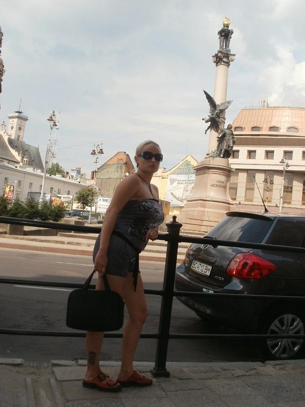 Мои путешествия. Елена Руденко. Украина. Львов. 2011 г.  - Страница 2 Y_931fb6a8